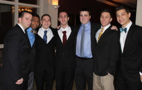 Chartering Banquet