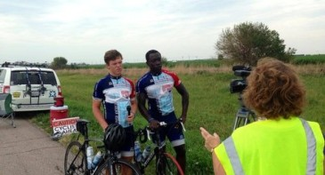 'Push America' Cyclists Pedal For Those With Special Needs